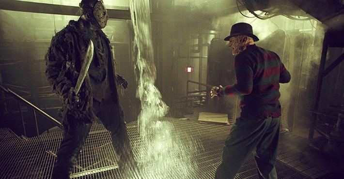 Filme Netflix: Freddy vs. Jason