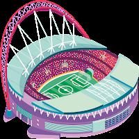 PES 2021 Stadium Wembley EURO 2020