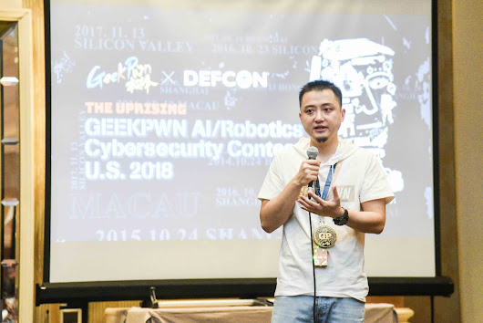 GeekPwn 2018 Las Vegas: A convergence of top minds in cybersecurity and AI