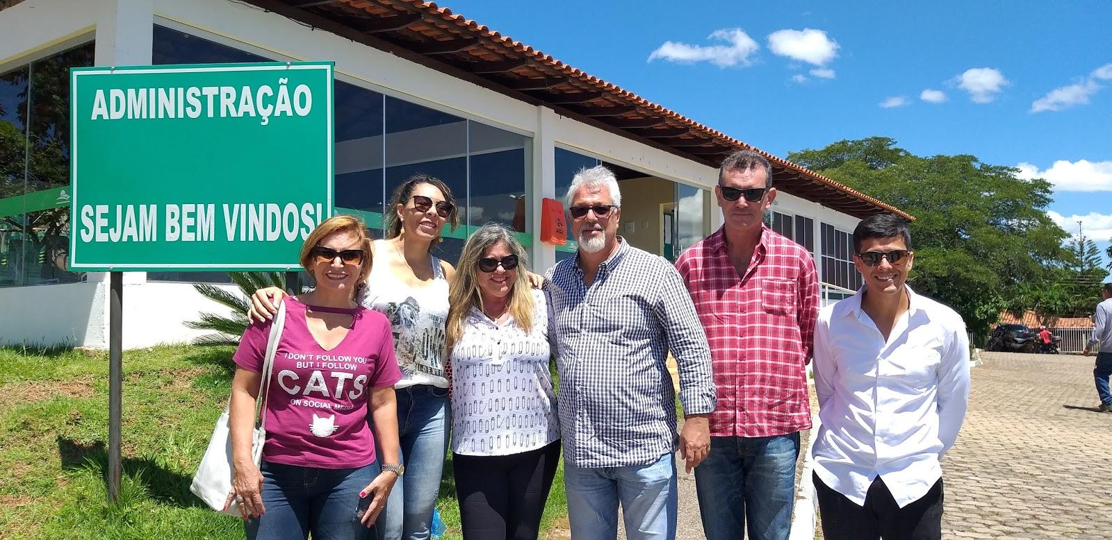 20190114 115447 - O administrador regional do Jardim Botânico, João Carlos Lóssio lançou, nesta segunda feira, ações de limpeza nas ruas que acontecerão de 14 a 16 de janeiro de 2019. SOS DF