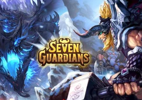 Seven Guardians v1.2.32 Oyunu Saldırı Hileli Mod Apk İndir 2019