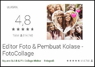 Editor Foto & Pembuat Kolase - FotoCollage