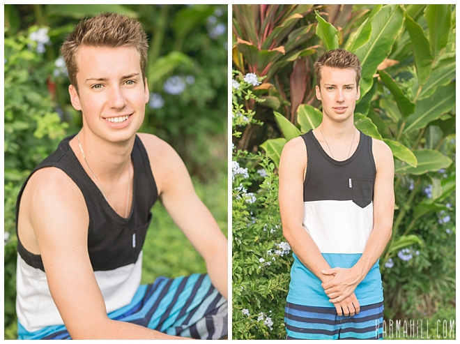 Maui Senior Portrait