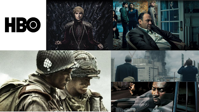 Top 5 Series da HBO