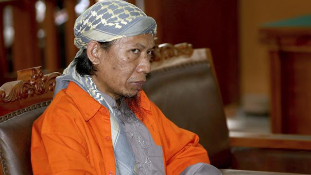 Aman Abdurrahman di Persidangan Sebut Indonesia Negara Kafir