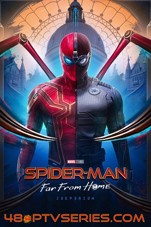 Watch Online Free Spider-Man: Far from Home (2019) Full Hindi Dual Audio Movie Download 480p 720p HD