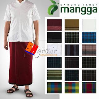 Aneka grosir dan motif sarung murah Surabaya