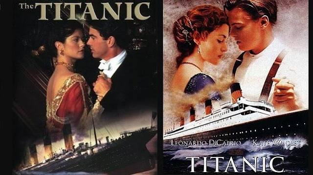posters filmes titanic