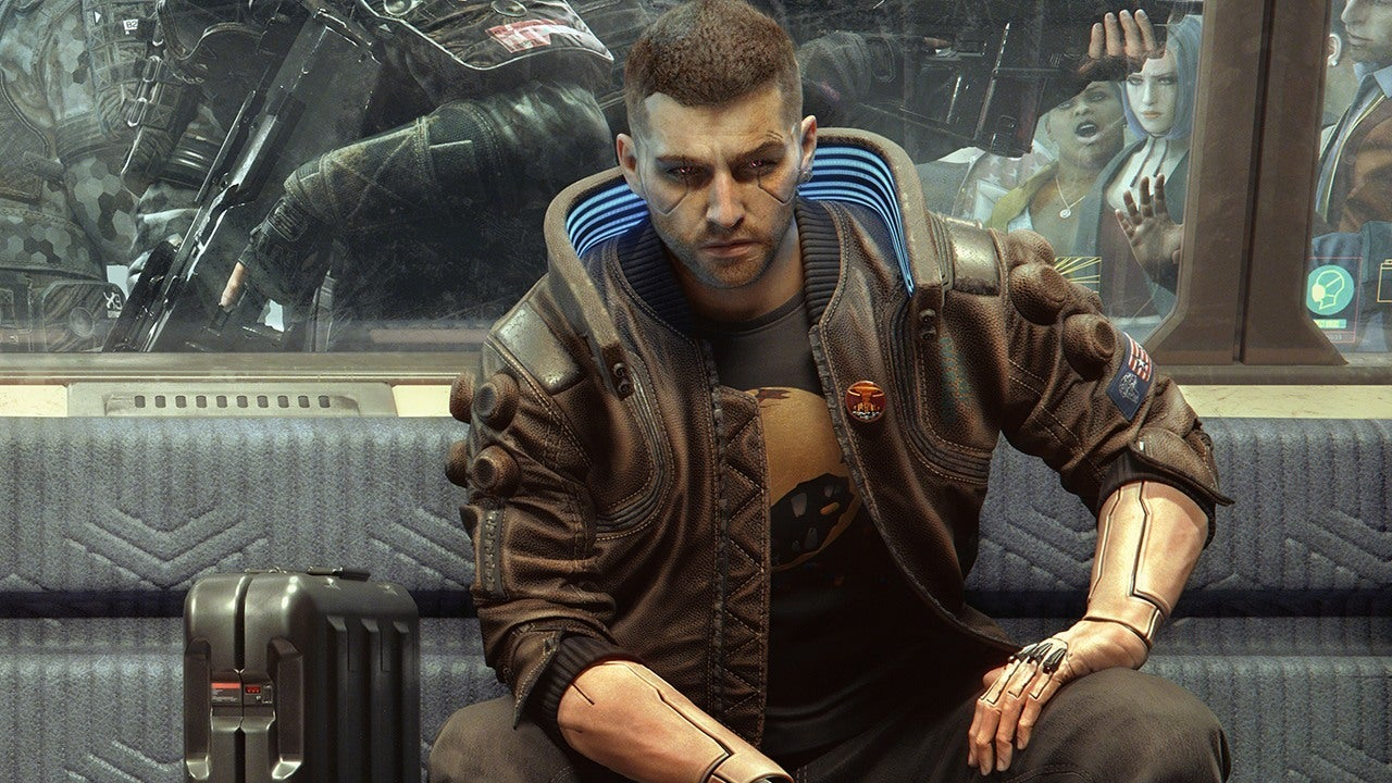 CYBERPUNK 2077: Cyber and Charcudoc equipment