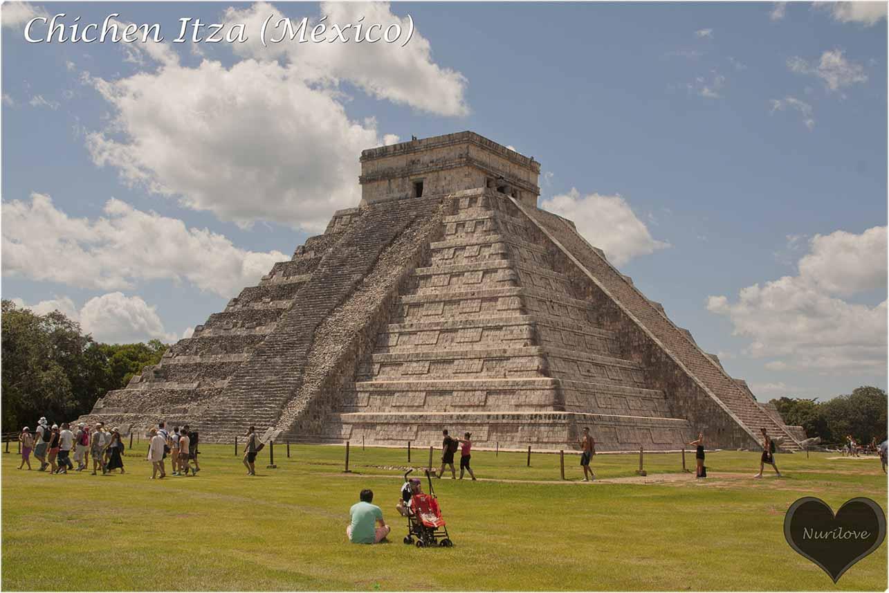 Chichen-Itza paraiso mexicano que no puedes dejar de visitar