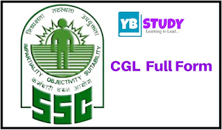 CGL full form