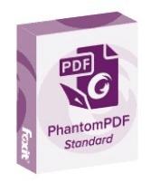 تحميل برنامج تحرير وتعديل صفحات البى دى إف Foxit PhantomPDF
