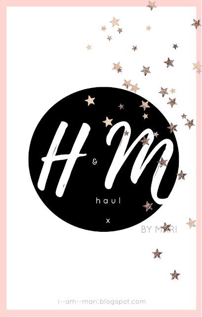 H&M Beauty Haul