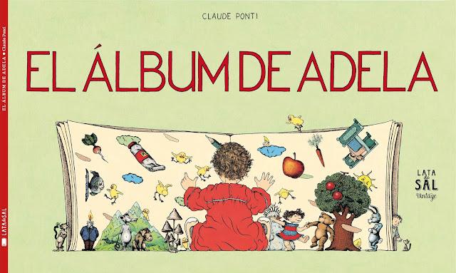 Cuento El álbum de Adela