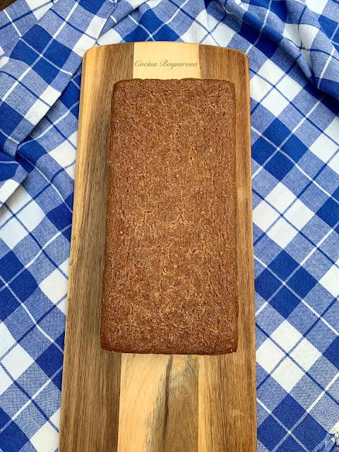 Pan de trigo sarraceno y quinoa (en grano)