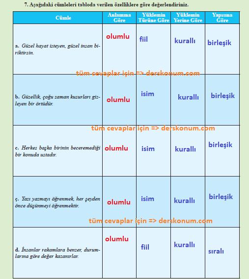 10.Sınıf Edebiyat Biryay Yayınları Kitap Cevapları Sayfa 219