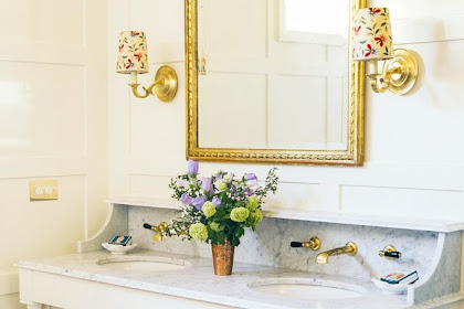 Bathroom Design Ideas That Will Make You Never Want to Leave the Tub
