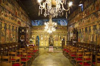 Ο ναός του Αγίου Νικολάου είναι ένα από τα σημαντικότερα μνημεία του 17ου αιώνα που σώθηκαν στην Τσαριτσάνη