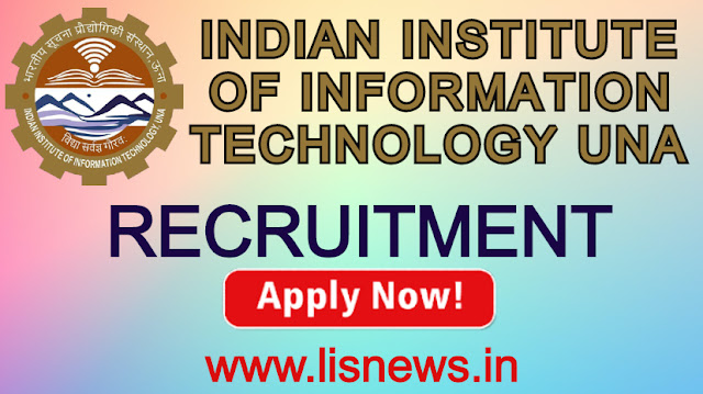 Library Assistant at Indian Institute of Information Technology Una