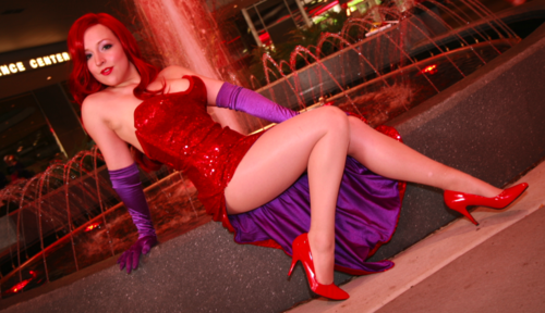 jessica rabbit costume cosplay