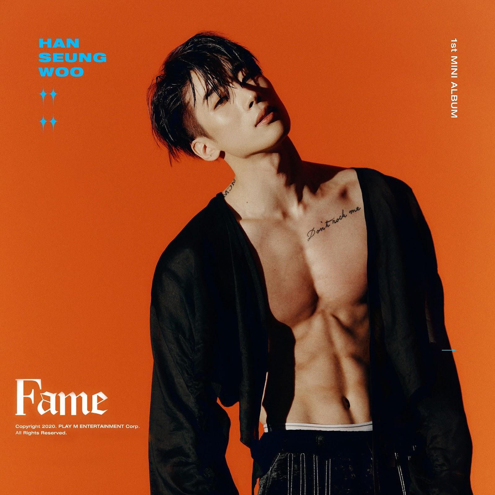 Han Seung Woo (한승우) Fame