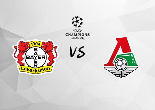 Bayer Leverkusen vs Lokomotiv Moscú  Resumen