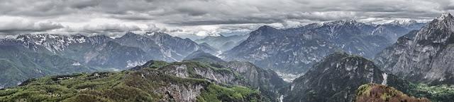 View MTB Tour Picco  Peloso / Pusti Gost im Val Resia / Resiatal