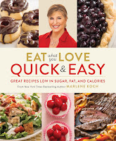 Review: Eat What You Love: Quick & Easy by Marlene Koch