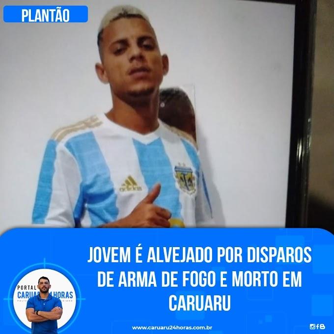 Plantão - Homicidio é registrado em Caruaru