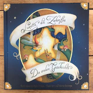 Buch Lunette, die Zahnfee - Die wahre Geschichte