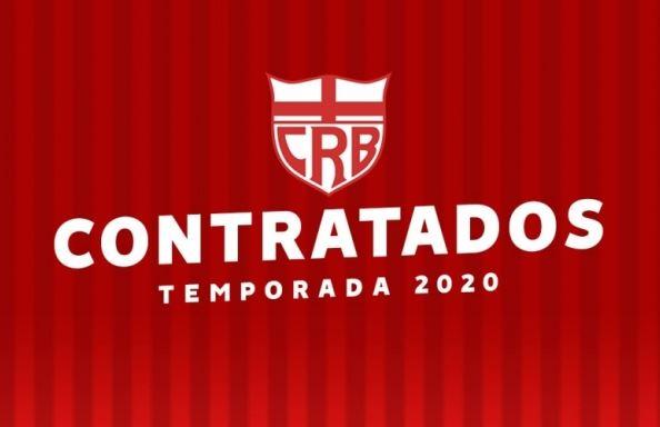 Pacotão no CRB! Galo fecha com quatro reforços para a temporada 2020