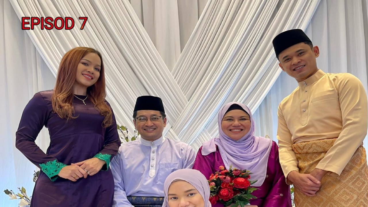 Tonton Drama Perisik Cinta Tak Diundang Episod 7 (Akasia TV3)