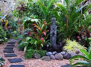 taman tropis