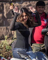 Priyanka Chopra in a Stunning Black Net Top shooting for Quantico 3 ~  Exclusive Galleries 016.jpg