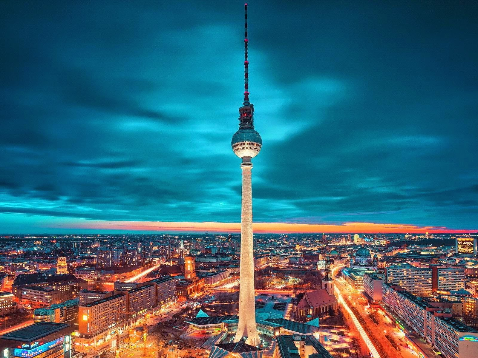 Berlin Germany wallpaper