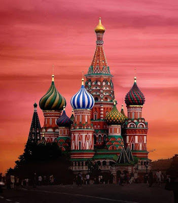 St. Basil Cathedral (Moscow, Russia)