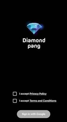 cara menggunakan diamond pang
