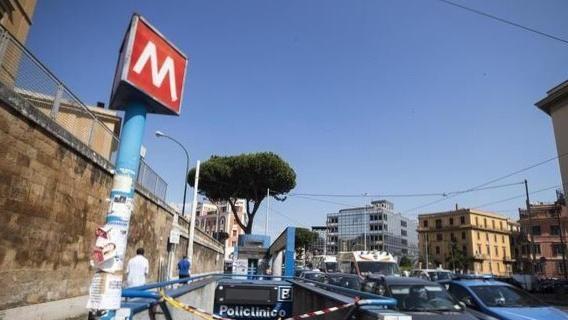 Le stazioni metro Policlinico e Castro Pretorio riapriranno dopo 1 anno!?!