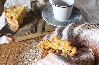 BUNDT CAKE DE CALABAZA Y CANELA