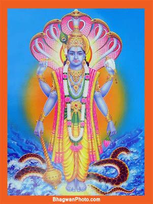 Vishnu Bhagwan Ji Photos