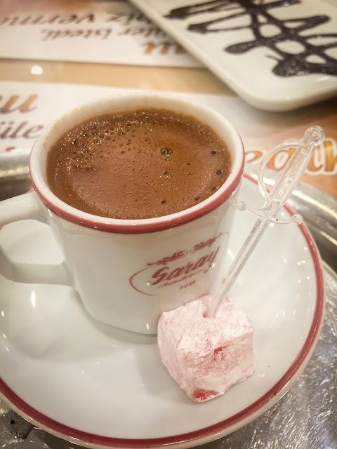 Nevoie de cafea, Istanbul, Turcia