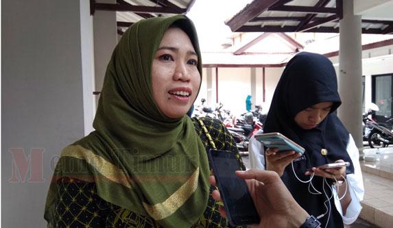 Ketua Komisi A DPRD Lumajang Dra. Hj. Nur Hidayati, M.Si