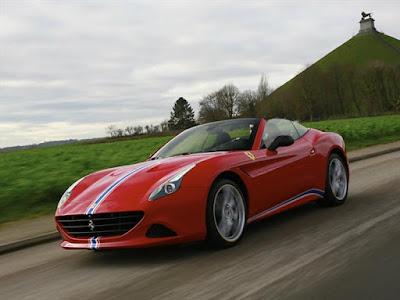 Un Ferrari California T inspirado en el 458 GT3