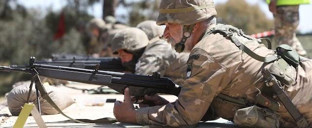 Εθνική Φρουρά: Ετήσιες βολές από Εθνοφύλακες (ΦΩΤΟ)