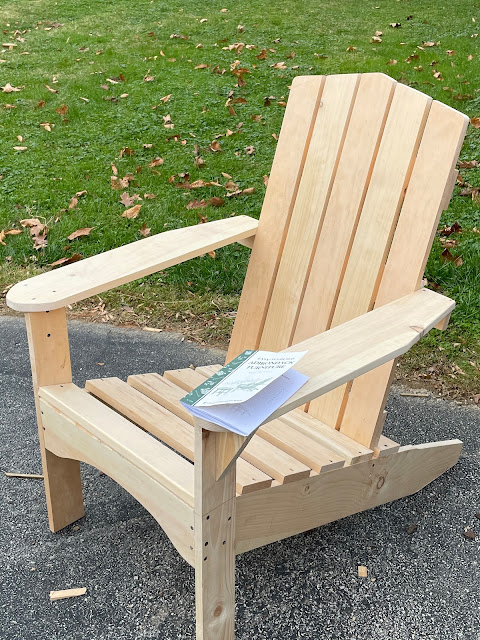 Adirondack Chair - DIY