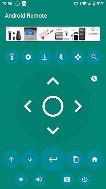Android Remote Box - Uma bela maneira de controlares a tua Box Android
