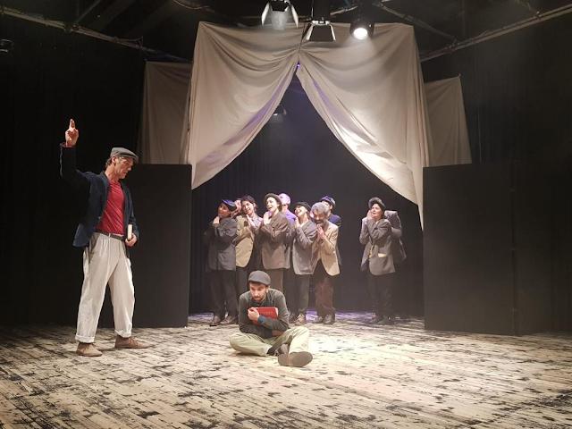 """A Monte Sant'Angelo va in scena """"Hai perduto il cielo, Faust"""""""