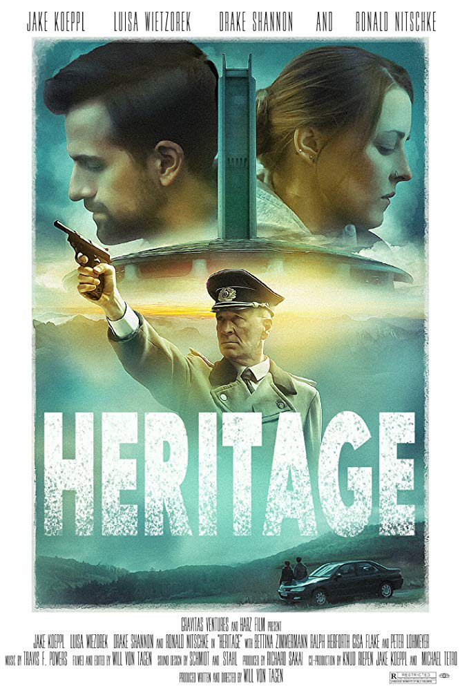 Heritage (2019) Dual Audio 720p WEB-DL [Hindi + English] ESubs