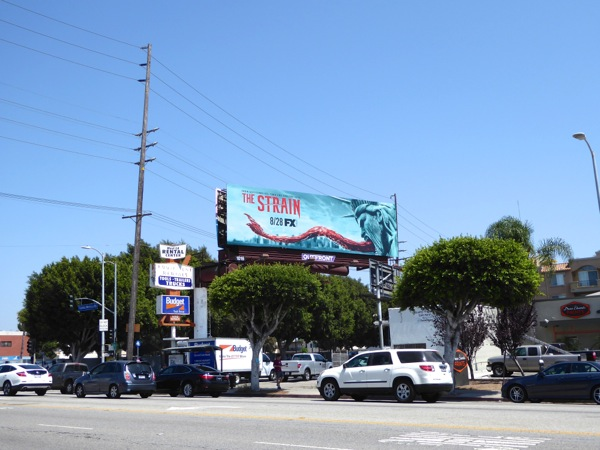Strain season 3 billboard