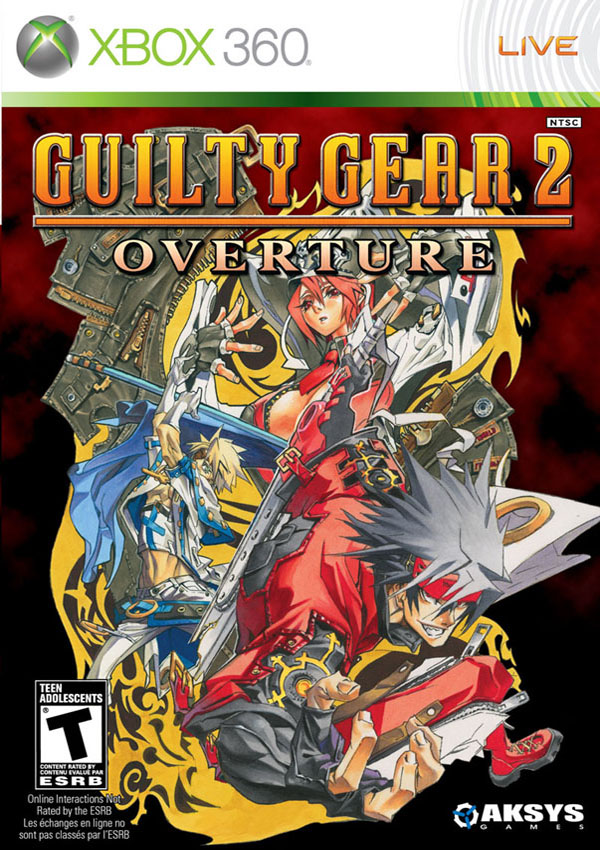 Guilty Gear 2 Overture Download Cover Free Game